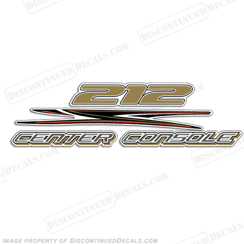 Hydra-Sports 212 Center Console Logo Decal